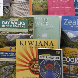 Connect to the Koru Hub collection of books with a focus on New Zealand: Fact and Fiction, History, Kids and Fun