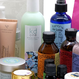 Organic and Natural Body Products made in New Zealand