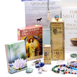 Our range of spiritual products can start your journey and support your growth